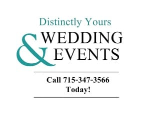 Distinctly Yours Wedding Planning-Stevens Point, Wisconsin logo